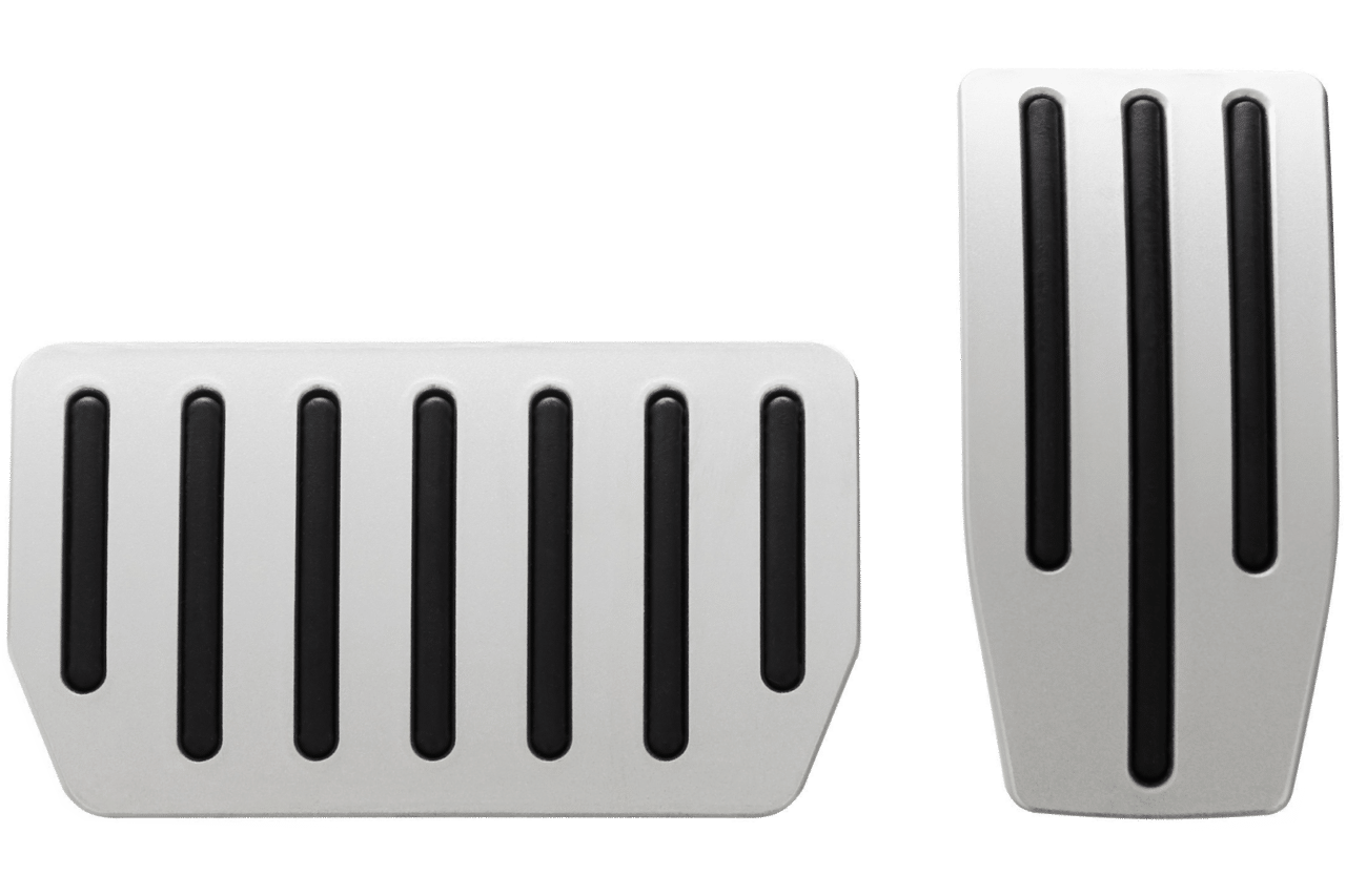 Aluminium Accelerator and Brake pedal set for Model S and X